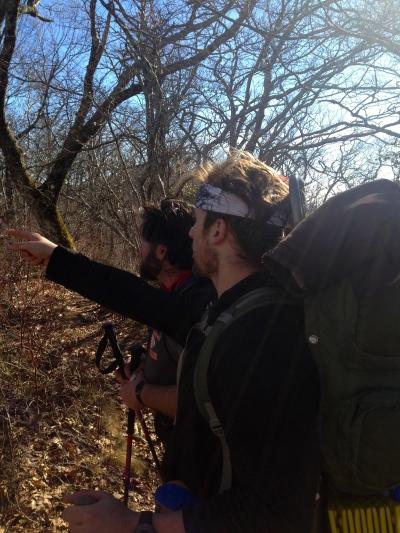 Doug and Dave - Art Loeb Trail
