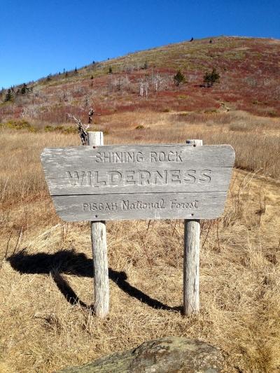 Ivestor Gap - Shining Rock Wilderness