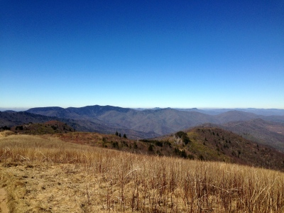 view from Tennent Mountain