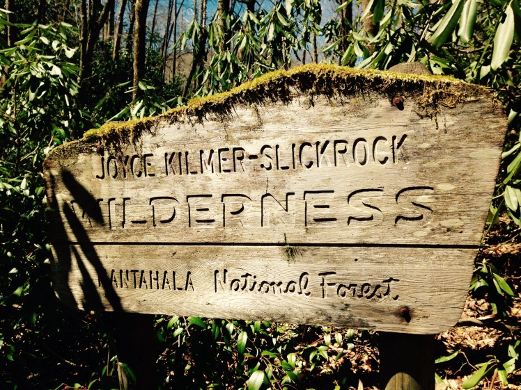Joyce Kilmer-Slickrock Wilderness