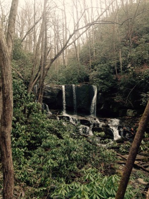 Foothills Trail - Virginia Hawkins Falls