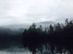 Foothills Trail - Lake Jocassee