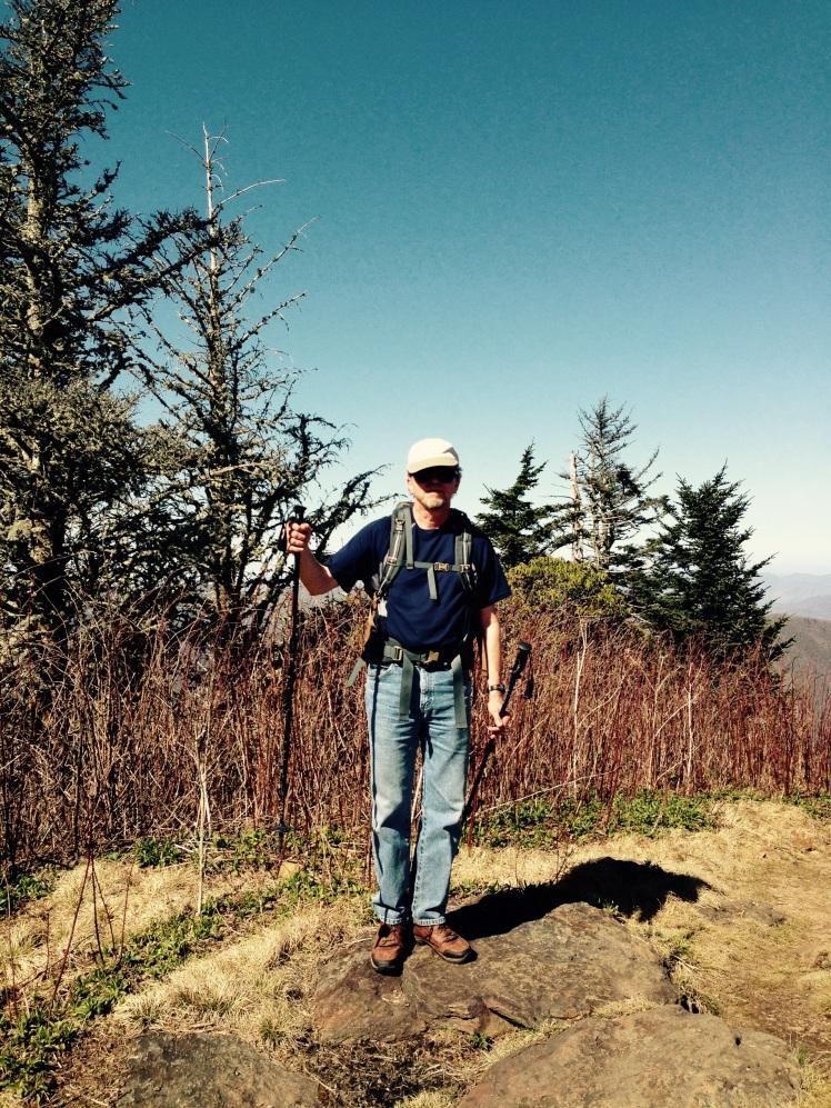 Summit of Waterrock Knob