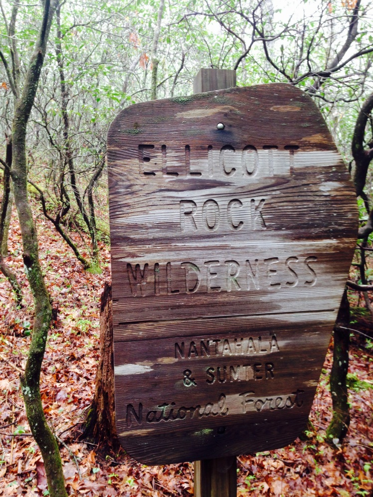 Ellicott Rock Wilderness