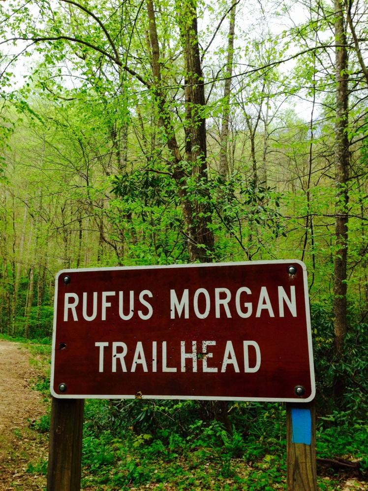 Rufus Morgan Trailhead