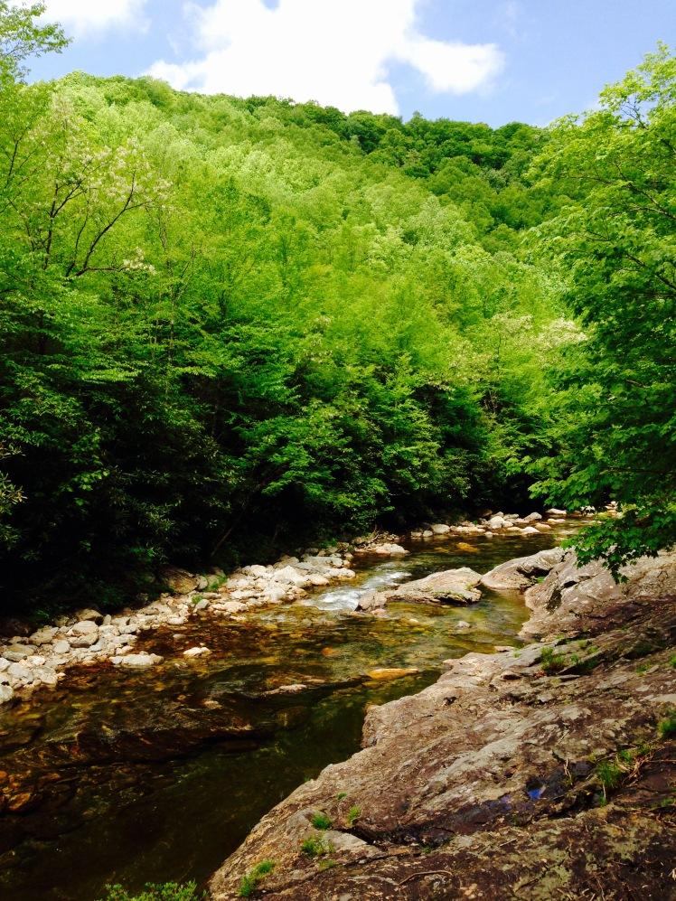 Big East Fork Trail