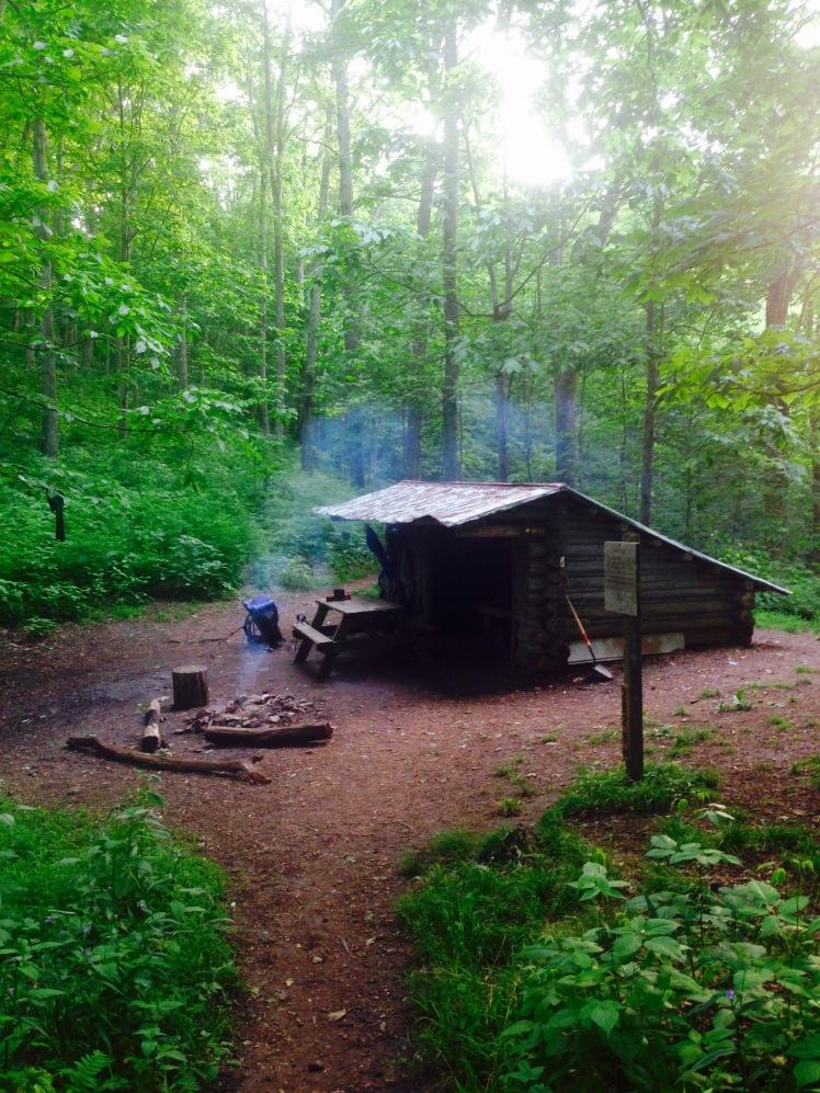Spring Mountain Shelter
