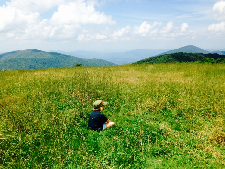 Ramona on Max Patch