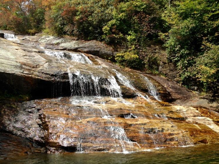 Graveyard Fields - Lower Falls