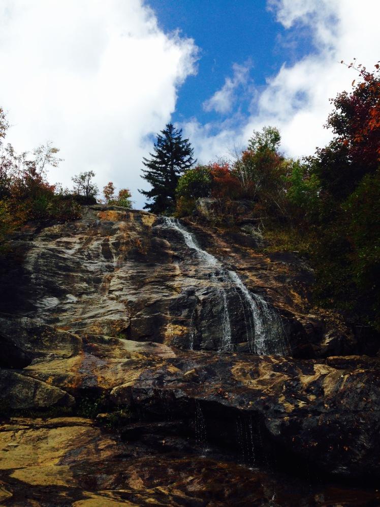 Graveyard Fields - Upper Falls
