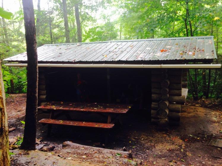 Roaring Fork Shelter