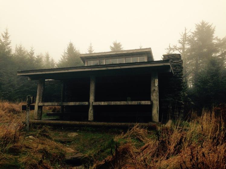 Mt. LeConte Shelter