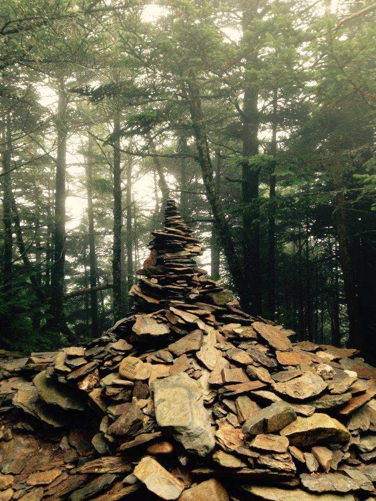 Mt. LeConte Summit