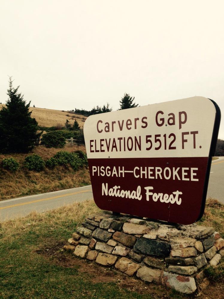 Carver's Gap