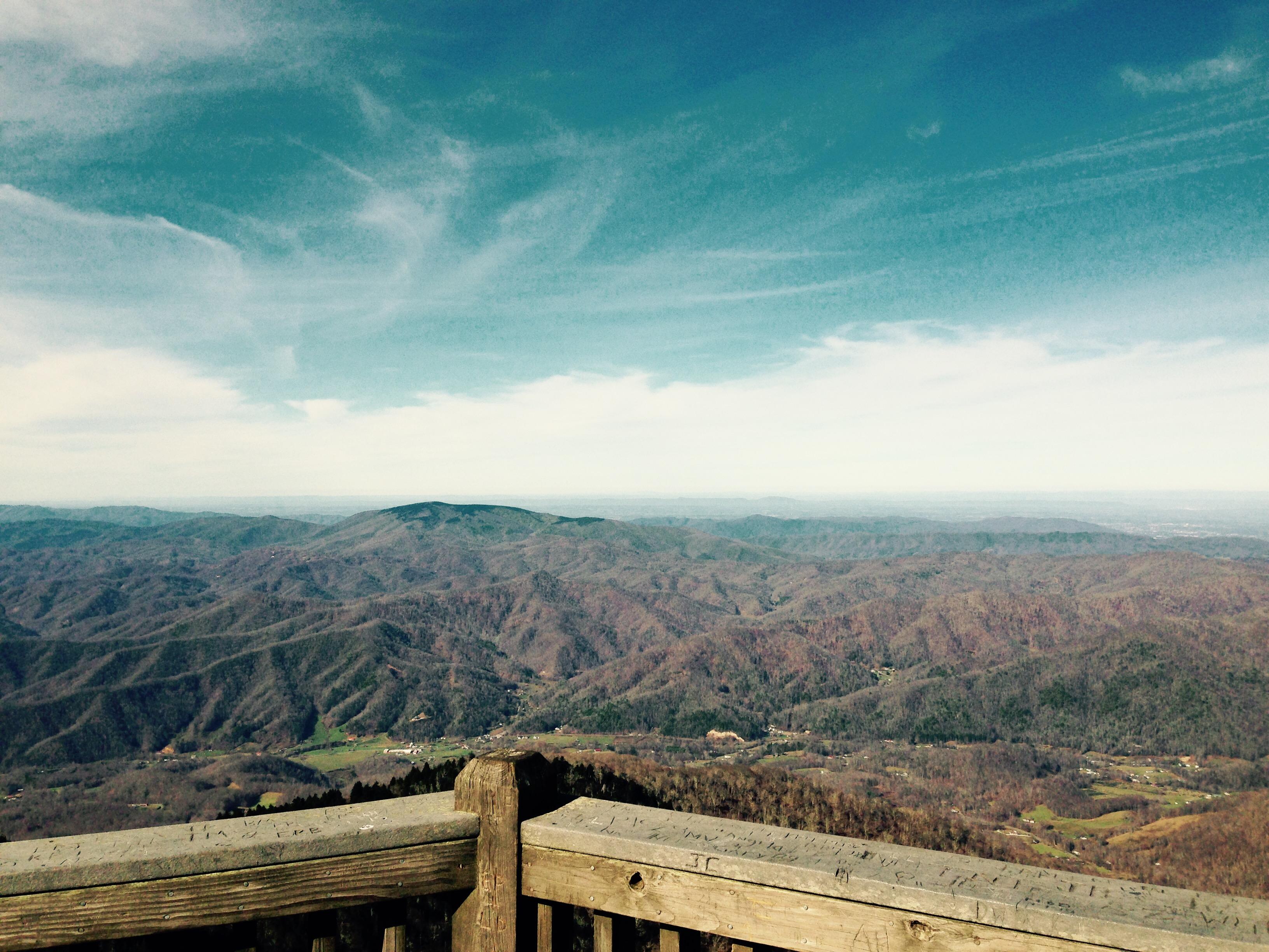 Roan High Bluff Roan High Knob Grassy Ridge Bald