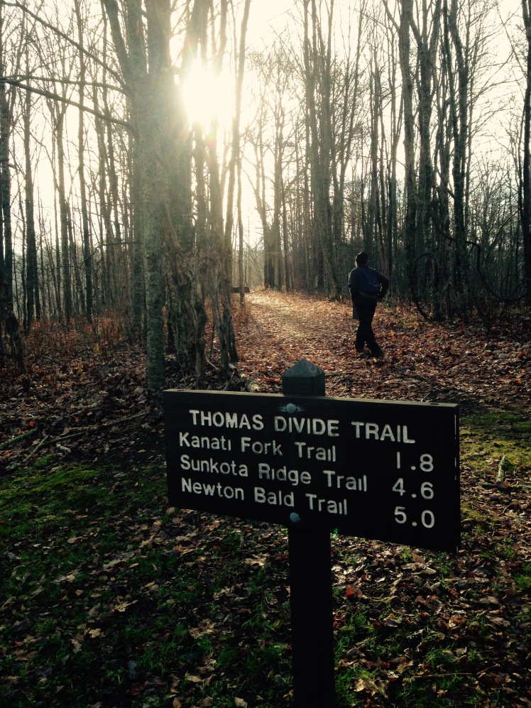 Thomas Divide Trail - Perry