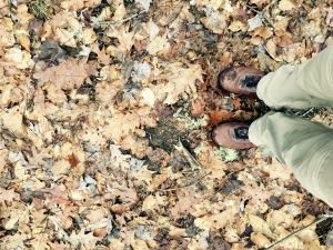 Vasque Sundowner GTX - Slickrock Creek Trail