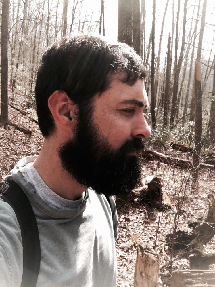 Avery Creek Trail - me