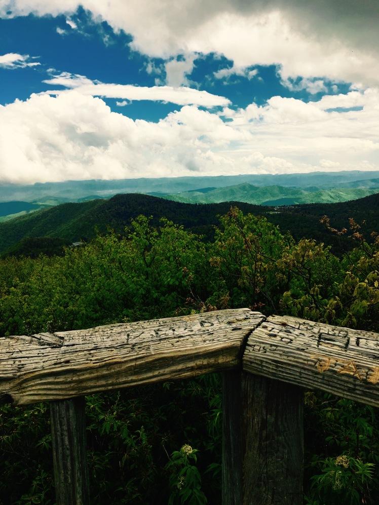Mt. Pisgah Trail - summit