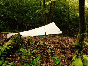 Slickrock Creek Trail - HMG Tarp
