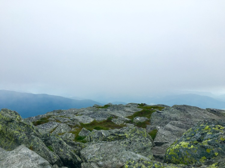 Camel's Hump summit