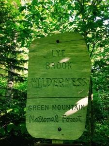 Lye Brook Wilderness
