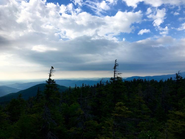 view - Long Trail