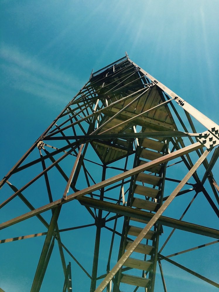 Belvidere Mt. Fire Tower