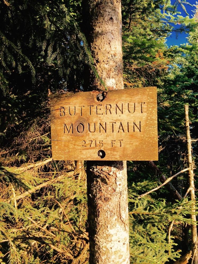 Butternut Mt.