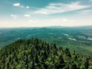 view from Belvidere Mt.