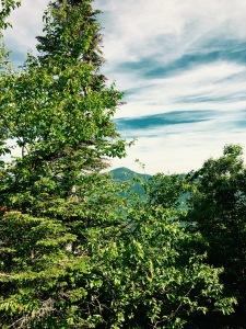 view of Jay Peak
