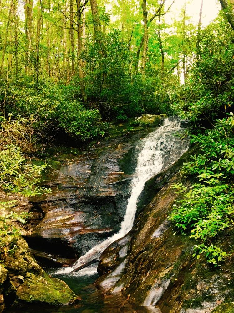 Chestnut Creek Falls
