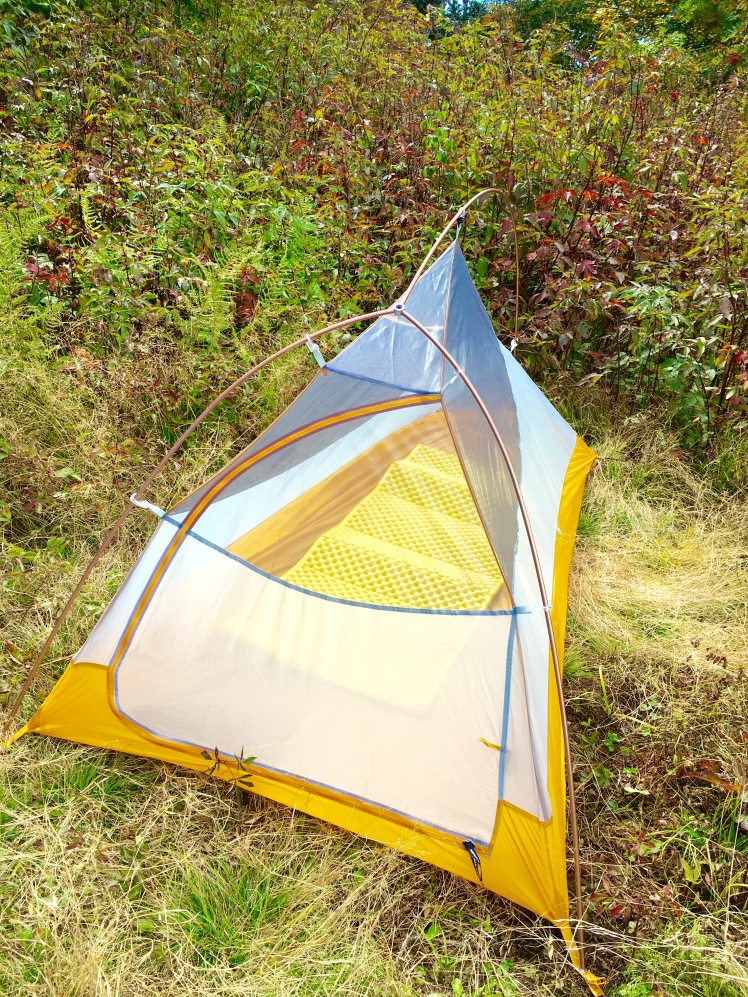 Mt. Hardy - Big Agnes Fly Creek UL 1