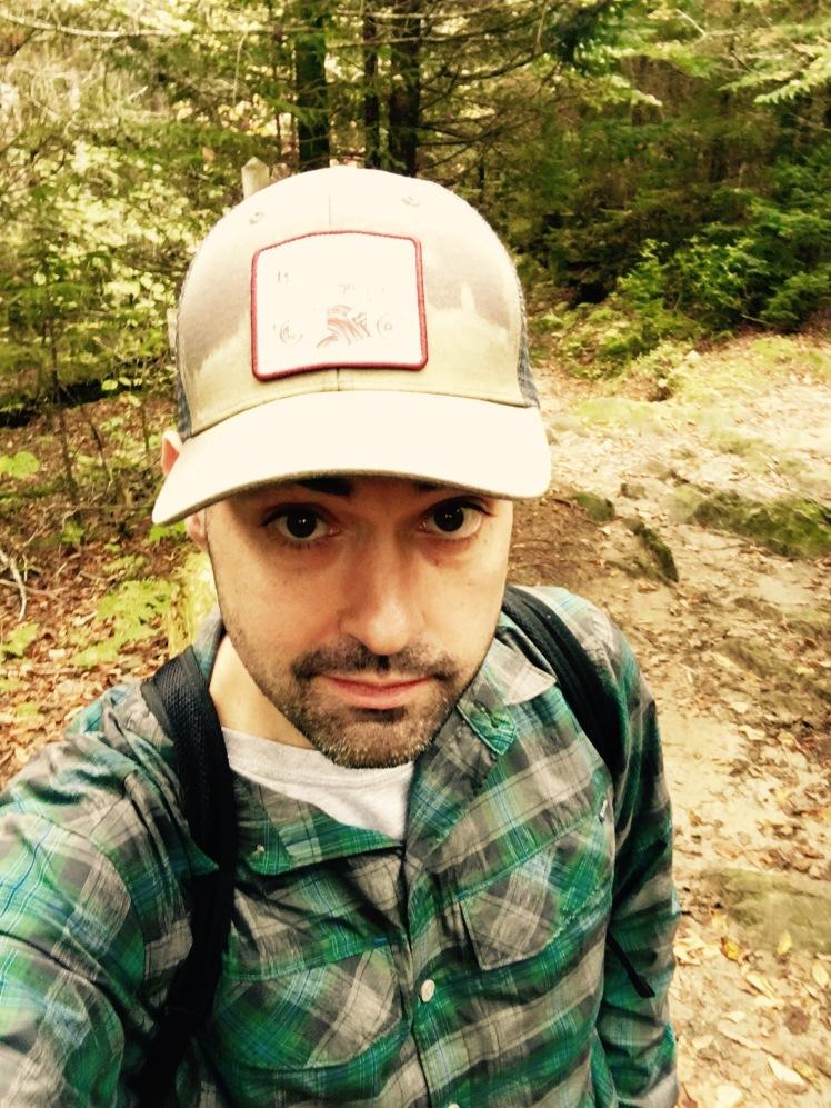 Appalachian Trail - Jonathan