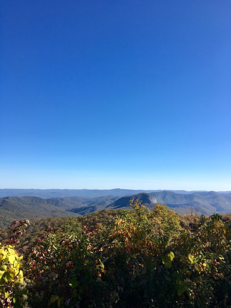MST - view of Looking Glass Rock