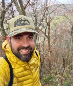 Appalachian Trail - near Sunup Knob