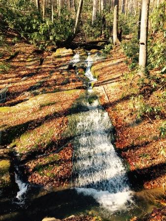 Chasteen Creek Cascade