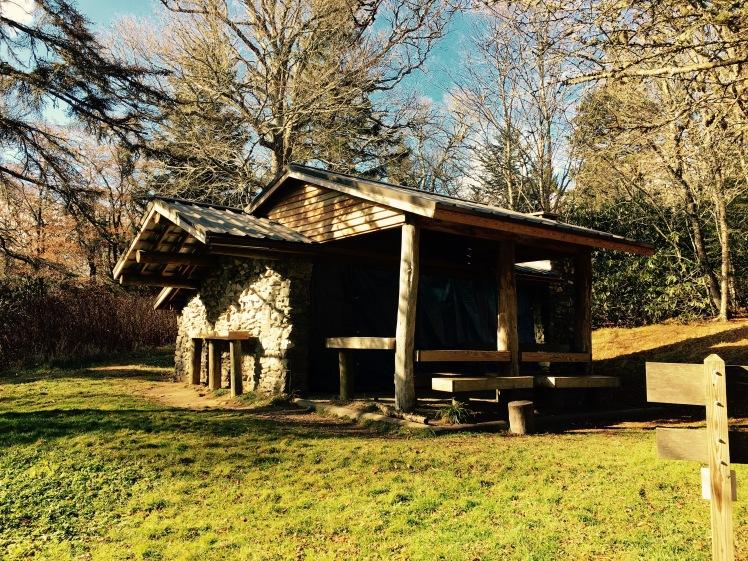Laurel Gap Shelter