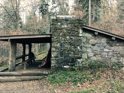Peck's Corner Shelter
