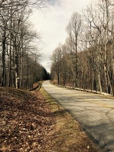 Blue Ridge Parkway - Bent Creek Gap
