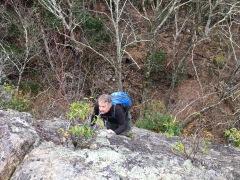 Chimney Rock - Brent