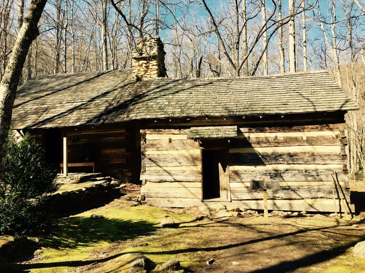 Smoky Mountain Hiking Club Cabin