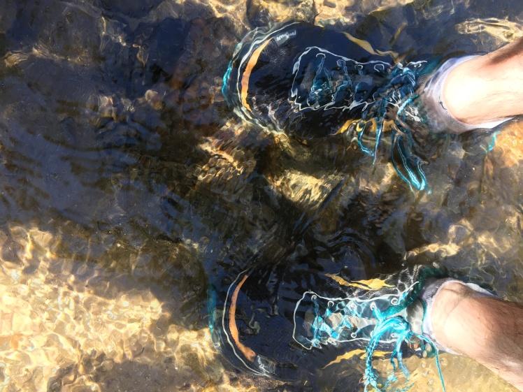 Spencer Gap Trail - Altra Lone Peak 2.5