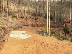 Yellow Gap Trail - mud pit