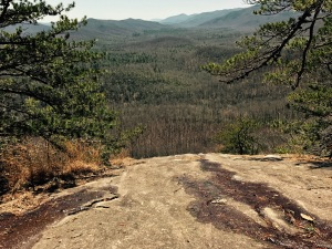 Pilot Rock - view