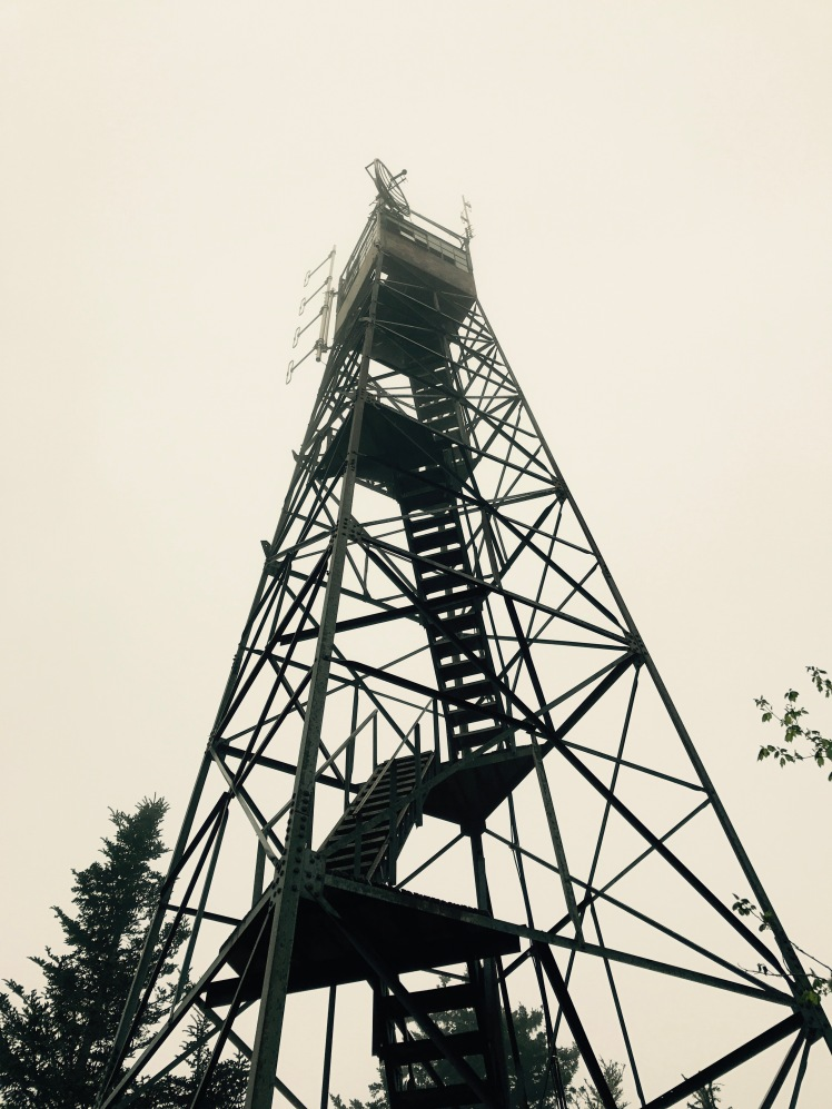 Mt. Sterling Fire Tower