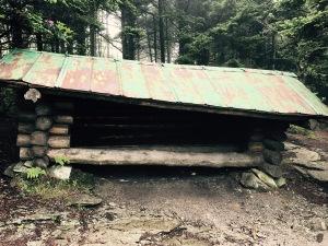 Daniel Boone Scout Trail - High Balsam Shelter