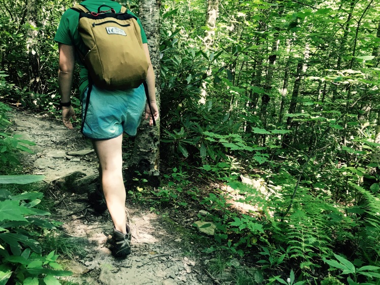 Nuwati Trail - Emily