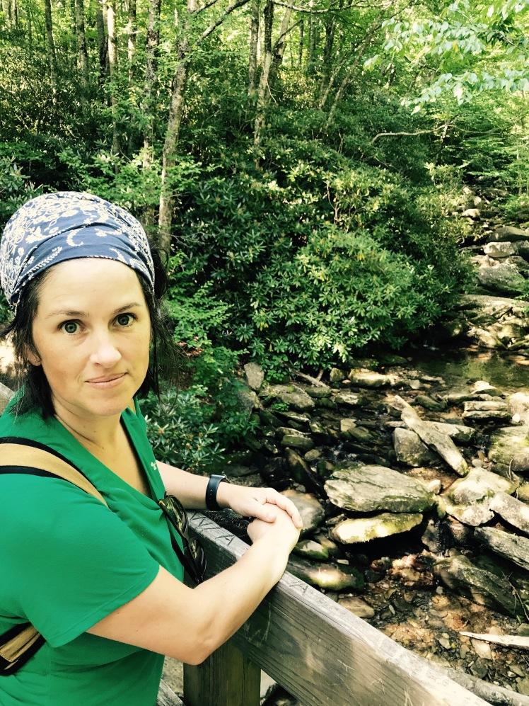 Tanawha Trail - Emily