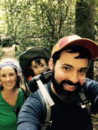 Tanawha Trail - family
